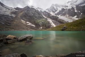 Lago delle Locce Monte Rosa