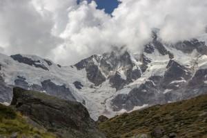 Condizioni meteo in montagna