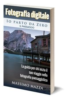 Copertina ebook Fotografia di Paesaggio
