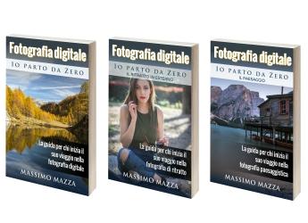 ebook libri di fotografia della serie Io parto da Zero