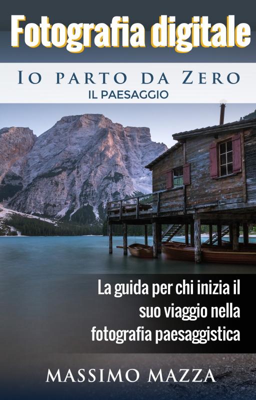 ebook e libro di fotografia di paesaggio