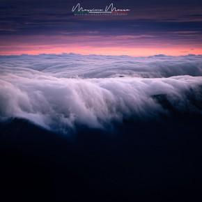 Nuvole dal Monte Lesima