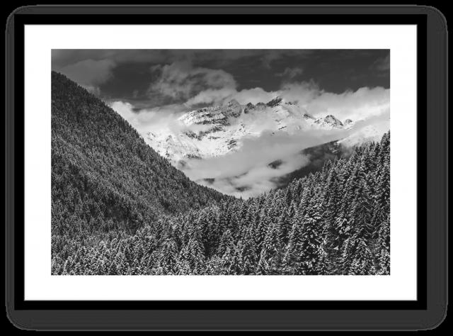 Stampe Fine Art Paesaggio Val Sedornia in Val Seriana