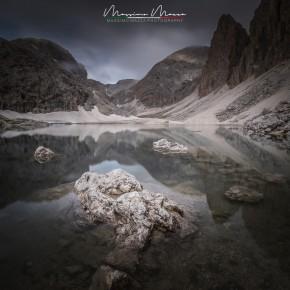 Catinaccio e lago di Antermoia